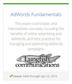 Adwords Fundamentals Exam