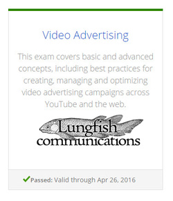 Adwords Video Exam